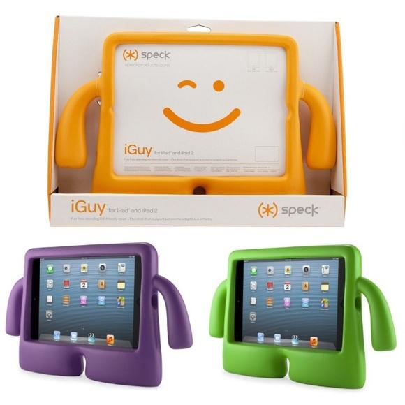 competitive price 0ed42 de1f9 iGuy case for iPad mini in purple